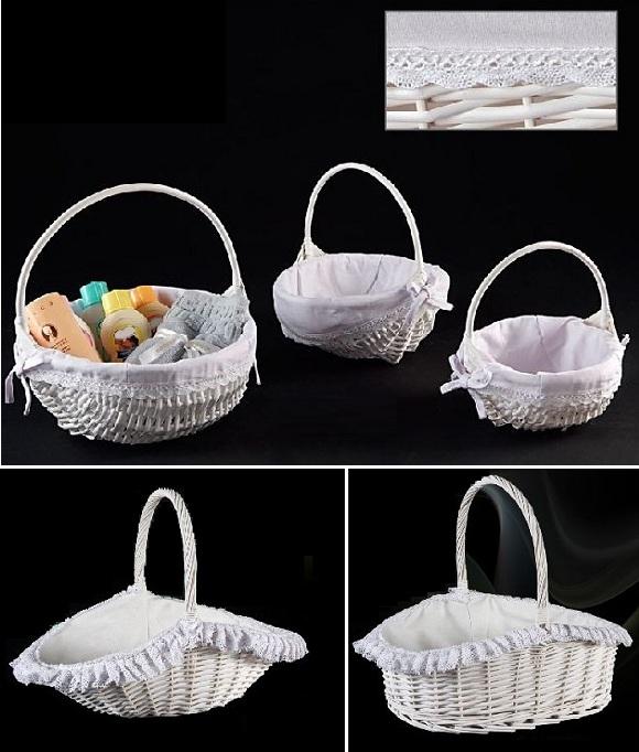 Comprar cestas de mimbre baratas tienda de decoraci n - Cestas de mimbre pequenas ...