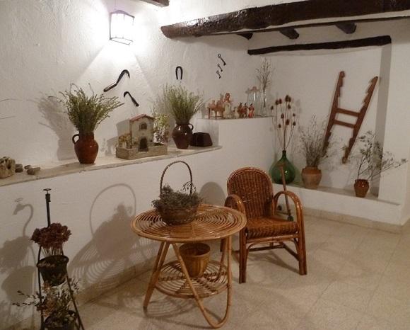 Decorando una casa r stica con estilo tienda de decoraci n online y cester a barcelona Decoracion rustica para casas pequenas
