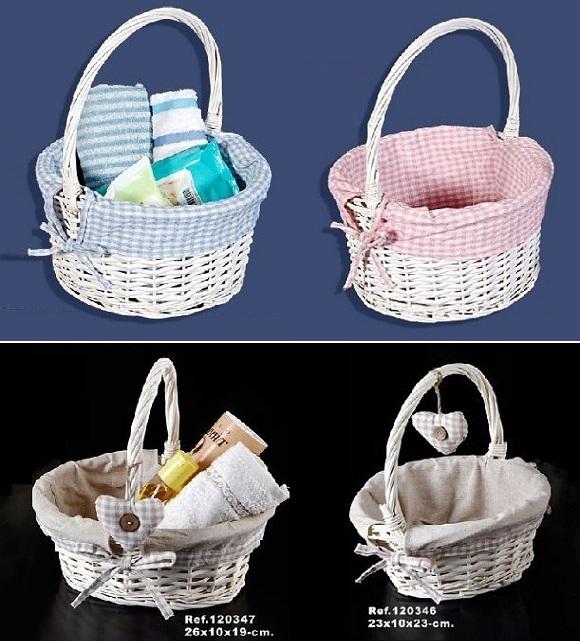 comprar cestas de mimbre baratas tienda de decoraci n