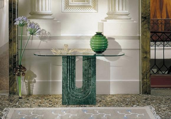 Muebles y decoraci n de dise o con estilos modernos - Recibidores de lujo ...