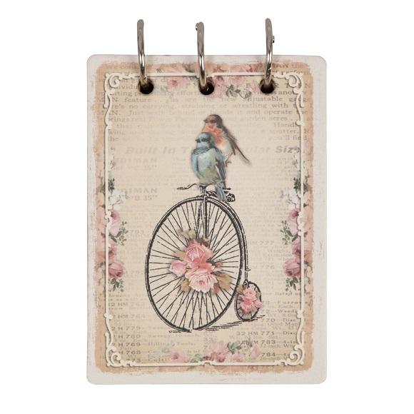 cuaderno vintage