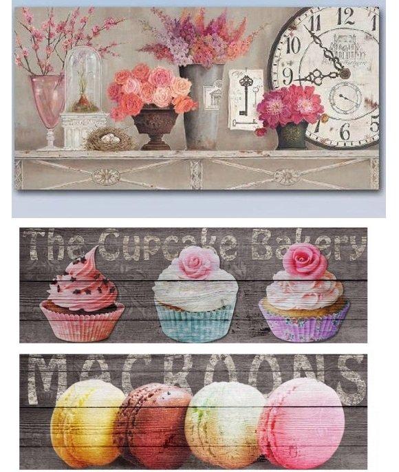 Novedades en tu tienda online de decoraci n 2013 tienda - Cuadros vintage para salon ...