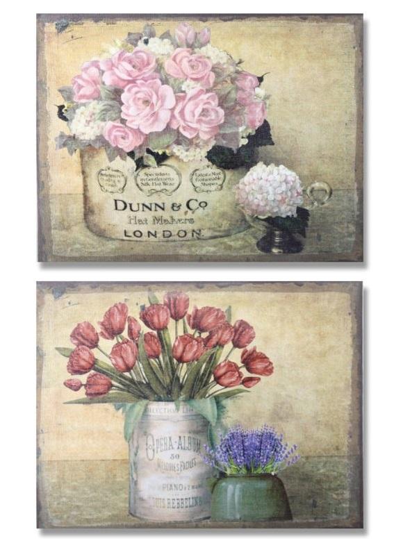 Cuadro decorativo vintage