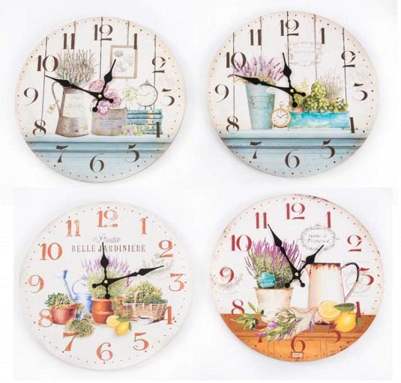 Un paseo por la decoraci n online febrero 2014 tienda - Relojes decorativos para salon ...