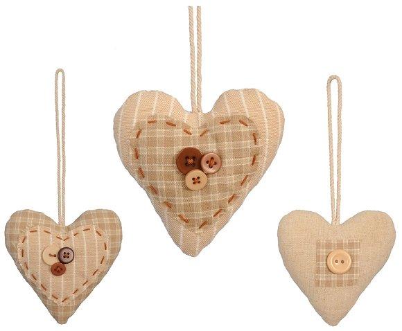Etiqueta decorativa romántica