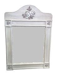Espejo estilo rústico provenzal