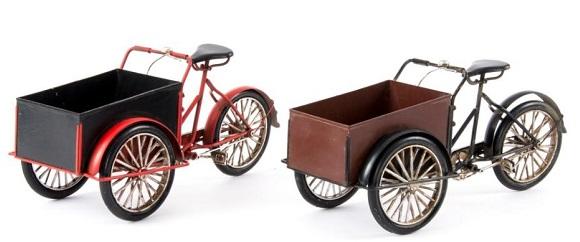 Bici de decoración