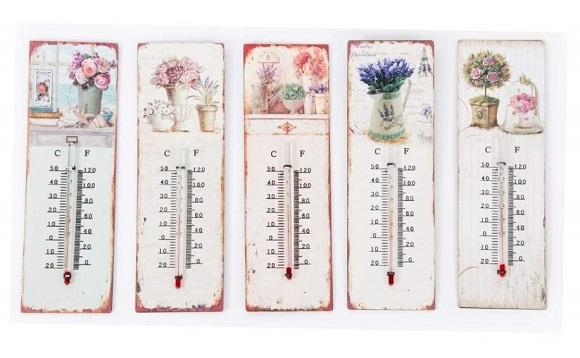 Termómetro de jardín