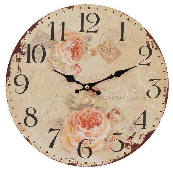 Reloj de pared provenzal