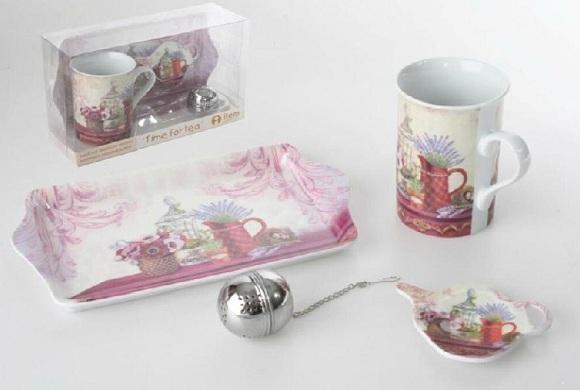 Set para el té