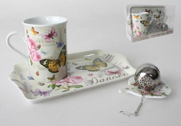 Set para el té vintage