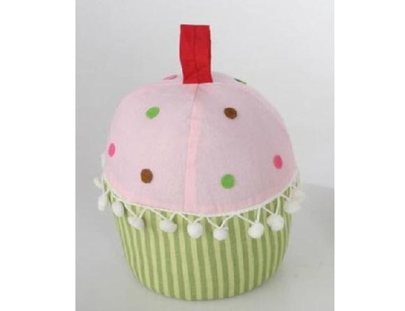 Sujeta-puertas cupcakes