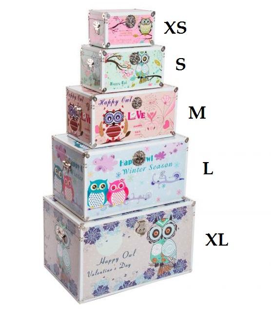 Comprar ba l infantil madera b ho m 50x27x25 5 cm ld for Baul madera infantil