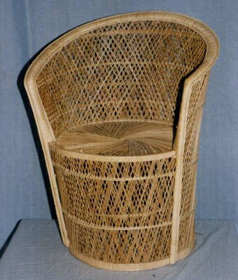 Muebles de mimbre madera y fibras naturales complementos y decoraci n para el hogar cajoneras - Butacas de mimbre ...