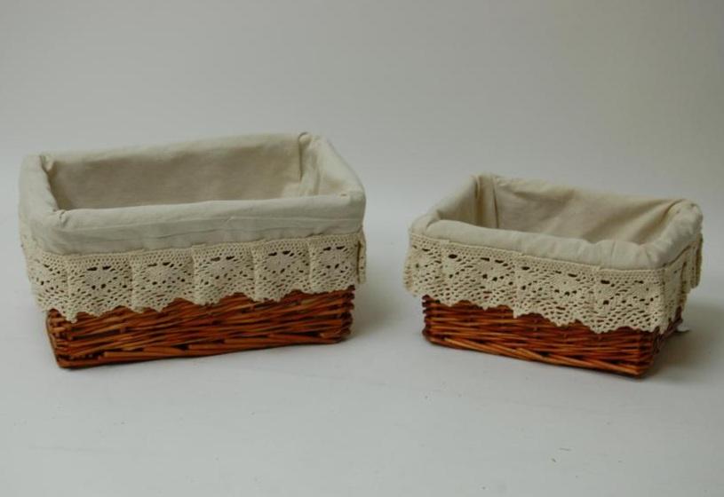 Cajones cajas y canastos de mimbre rat n y otras fibras for Fabrica de canastas de mimbre