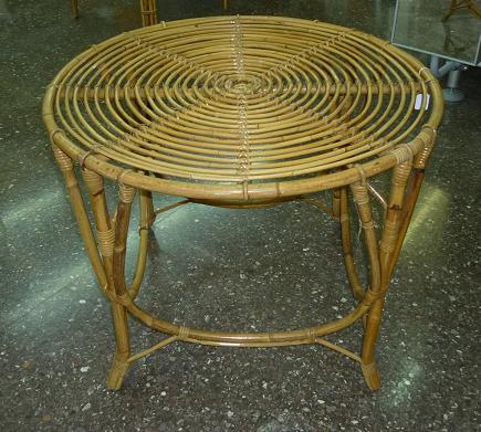 Comprar mesa de ca a con base cuadrada 74x60 cm taca 01 y en birdikus tienda online - Mesas de mimbre ...