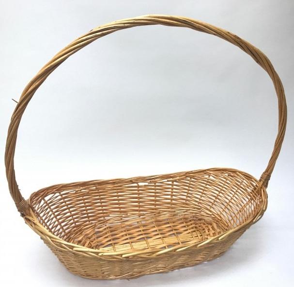 Comprar cestas de mimbre baratas y cestas para setas for Como aprovechar una cesta de mimbre
