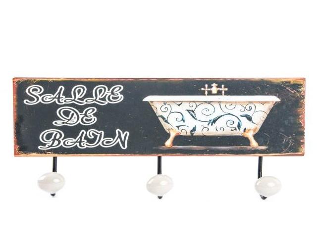 Comprar colgadores de pared estilo vintage provenzal - Percheros pared vintage ...