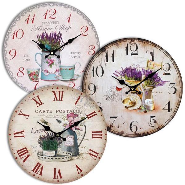 Comprar relojes decorativos de pared tienda online birdikus - Relojes decorativos pared ...