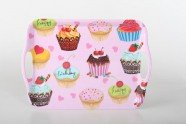 Cupcakes Country tray