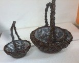 Wicker Basket for plants