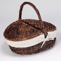 Picnic Wicker basket