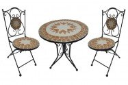 Wrought Iron Table and chairs